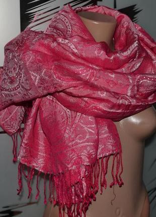Шарф платок палантин1 фото