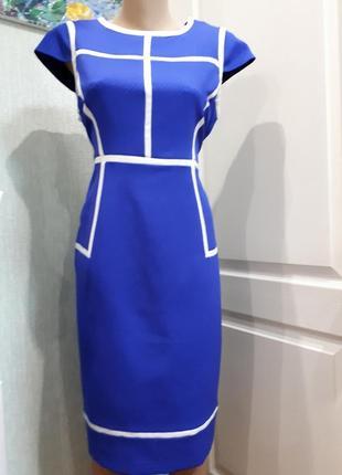 Стильное платье1