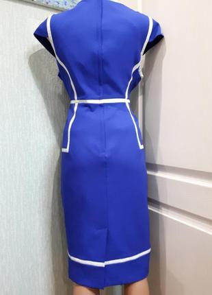 Стильное платье2