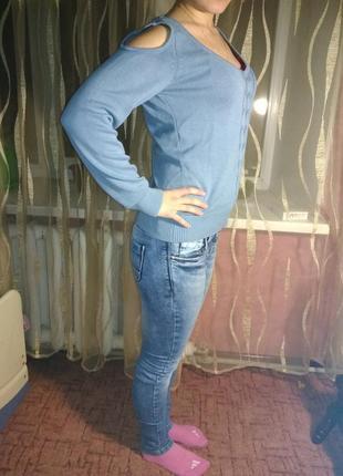 Комплект джинсы и свитер2