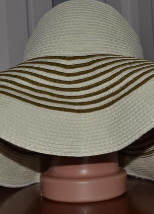 Шляпа шляпка панамка1