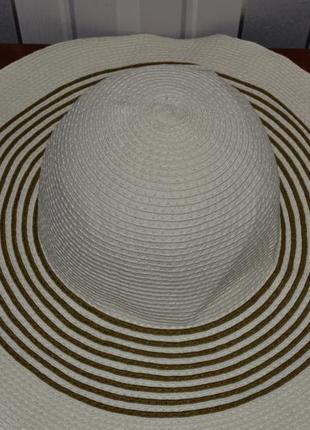 Шляпа шляпка панамка2