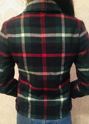 Шерстяная куртка2 фото