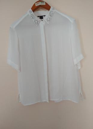 Трендовая рубашка блузка футболка блуза блузочка