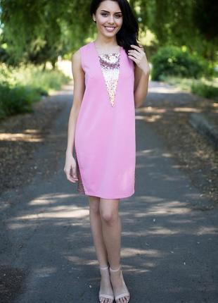 Платье летнее коктейльное!7 фото