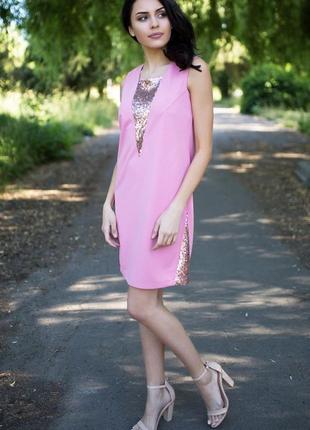 Платье летнее коктейльное!8 фото