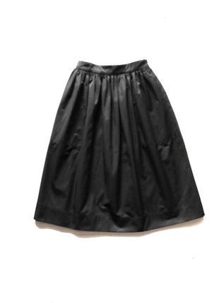 Стильная юбка миди с карманами zara, р.xs3