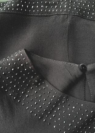 Блузка футболка стразы h&m3
