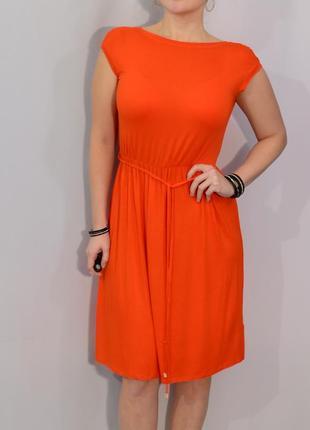 2116\50 морковное платье dorothy perkins xl2