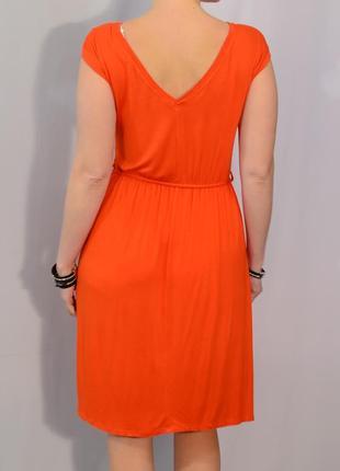 2116\50 морковное платье dorothy perkins xl5