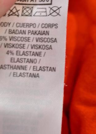 2116\50 морковное платье dorothy perkins xl9