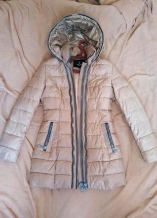 Пуховик куртка курточка пальто шуба