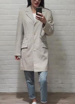 Стильный красивый удлиненный пиджак4