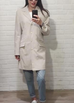 Стильный красивый удлиненный пиджак3