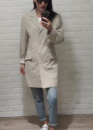 Стильный красивый удлиненный пиджак5