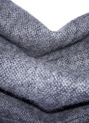 Актуальная прямая юбка шик шерсть с карманами3