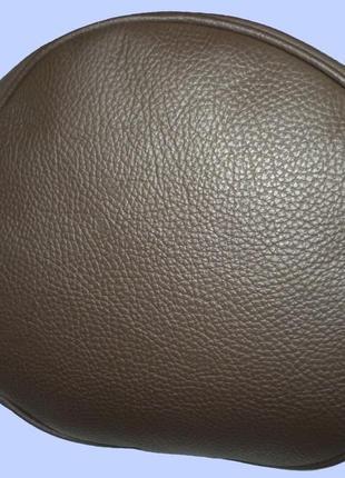 Шикарная  большая сумка  трансфомер рюкзак натуральная кожа4