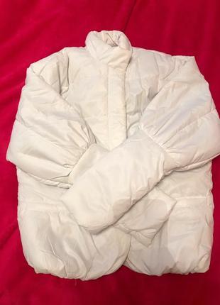 Куртка белая2