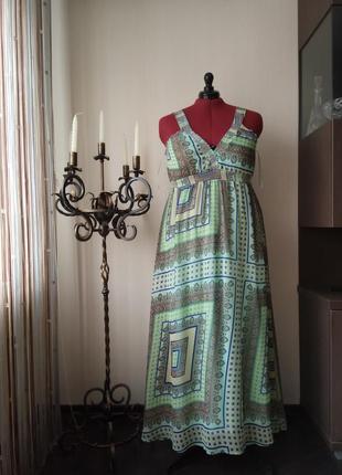 Сарафан.платье -18р.2 фото