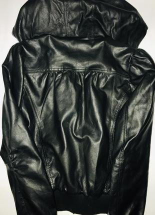 Куртка кож-зам denim co s/m2