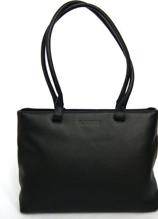 Люкс бренд. jil sander. германия. лаконичная кожаная сумка на плечо.2
