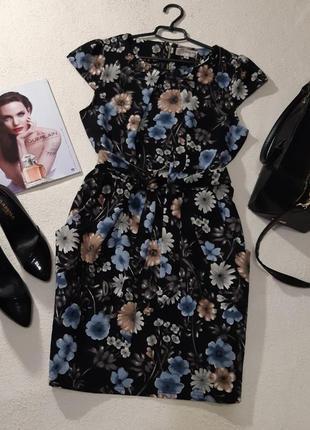 Стильное платье.размер l1