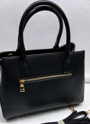 Классическая кожаная сумочка2 фото