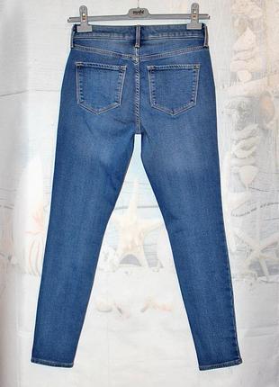 Американские уплотненные джинсы old navy super skinny bult-in warm оригинал3