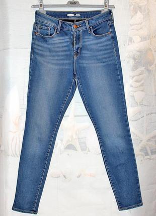 Американские уплотненные джинсы old navy super skinny bult-in warm оригинал2
