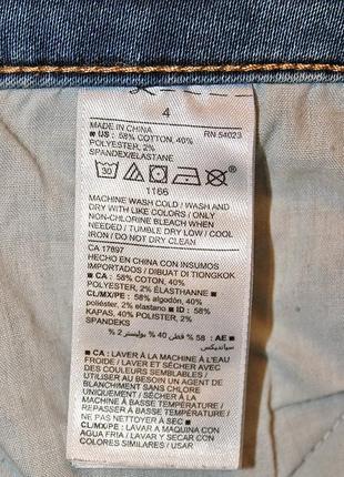 Американские уплотненные джинсы old navy super skinny bult-in warm оригинал9