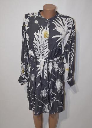 Платье рубашка h&m4 фото