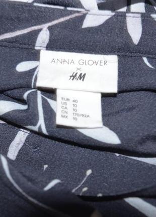 Платье рубашка h&m6 фото