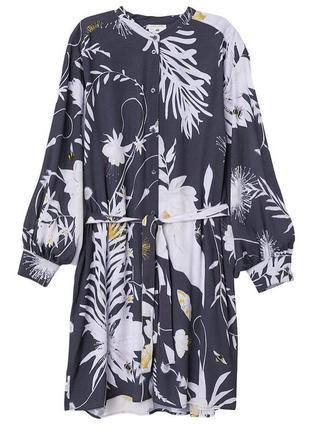 Платье рубашка h&m3 фото