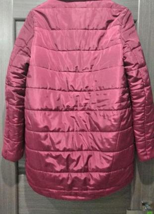 Деми пальто stradivarius2