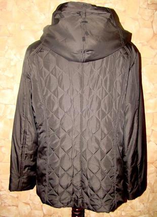 Демисезонная стеганая курточка emma pernelle р.446