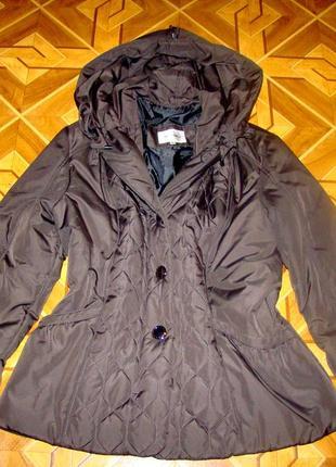 Демисезонная стеганая курточка emma pernelle р.441