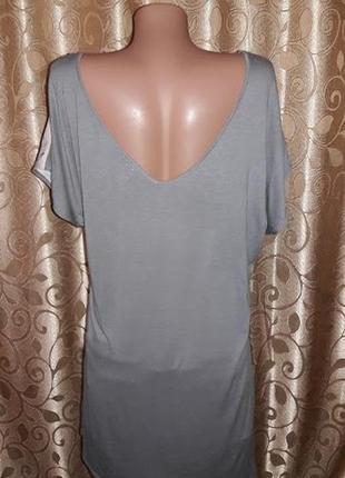 Красивая женская удлиненная футболка, туника next5