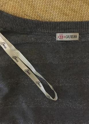 Кофта, свитер guess m,l3 фото