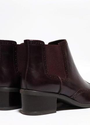 Ботинки челси clarks оригинал натуральная кожа 37-41,56