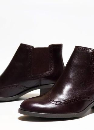 Ботинки челси clarks оригинал натуральная кожа 37-41,58