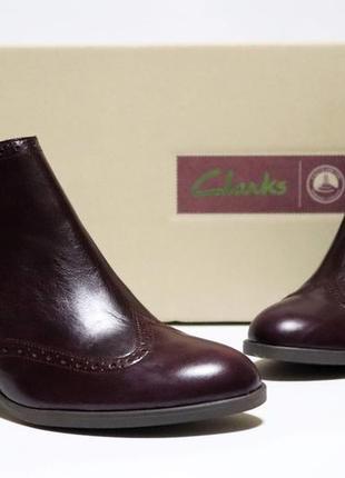 Ботинки челси clarks оригинал натуральная кожа 37-41,53