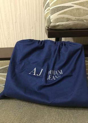 Фирменная сумка armani jeans оригинал5