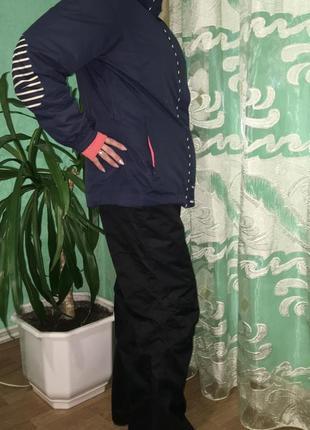 Горнолыжный костюм/ лижний костюм/ сноубордический костюм3