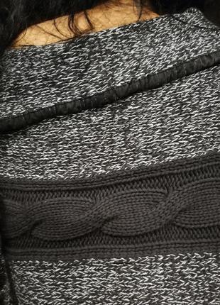 Blue willi's. дания. свитер коттоновый с перламутровыми пуговицами7