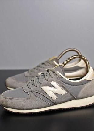 Очень крутые кроссы new balance 420 38 (23.5 см)4