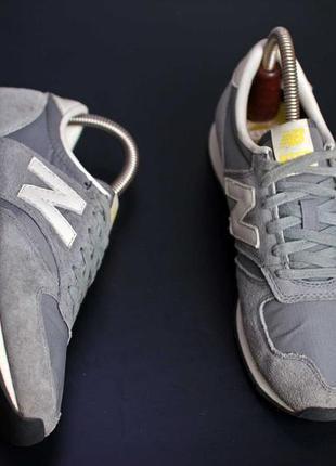 Очень крутые кроссы new balance 420 38 (23.5 см)3