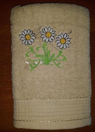 Махровое банное полотенце, рушник банний