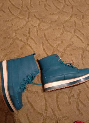 Демисезонные ботинки 37 роз2