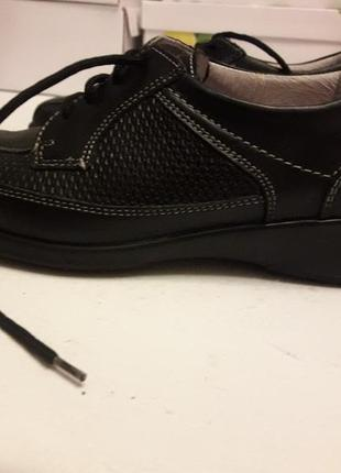 Medicus шкіряні туфлі1