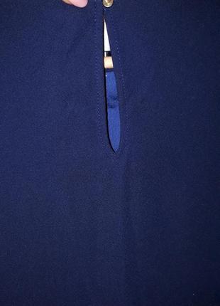 Шикарное платье  прямого  кроя с карманами zara раз.s4 фото